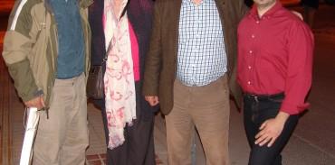 Στην Ελλάδα βρέθηκε ο Πρόεδρος του Δ.Σ. της Παγκόσμιας Οργάνωσης για τους Φασιανούς. Συναντήθηκε με εκπροσώπους της ΣΤ΄ΚΟΜΑΘ