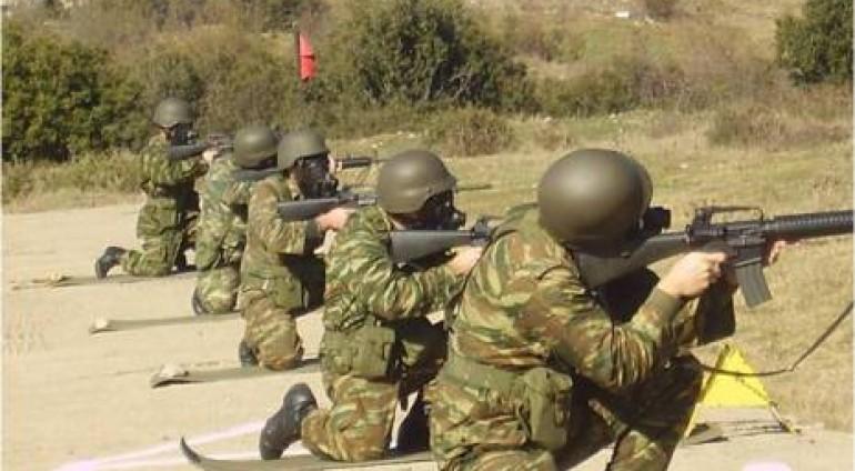 Ενημέρωση για ρίψεις σε πεδία βολής του Ν. Θεσσαλονίκης