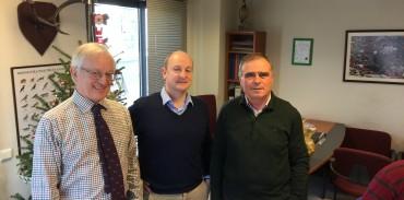 Συνεργασία της ΚΟΜΑΘ με τον Παγκόσμιο Οργανισμό Φασιανοειδών και φορείς από την Αγγλία και τη Γαλλία για την προστασία του κολχικού φασιανού στην Ελλάδα