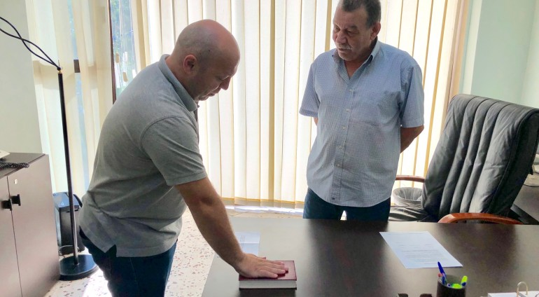 Νέος Ομοσπονδιακός Θηροφύλακας της ΚΟΜΑΘ στην Κασσάνδρα Χαλκιδικής
